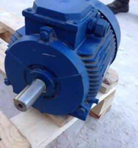 Электродвигатель 4квт/2850 об.мин