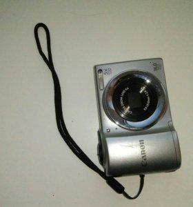 Фотоаппарат Canon цифровой