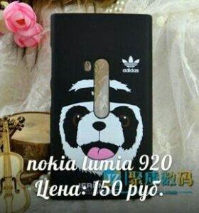 Панелька на nokia lumia 920