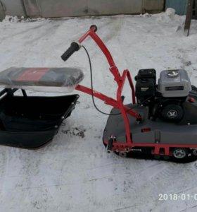 Мини Снегоход ЁРШ-2