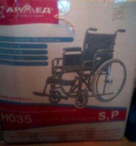 Импортная инвалидная каляска