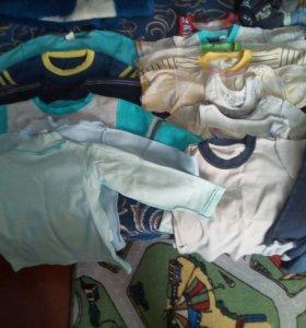 Вещи на мальчика 2-3 лет