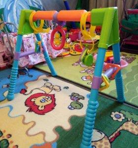 Детский игровой центр.