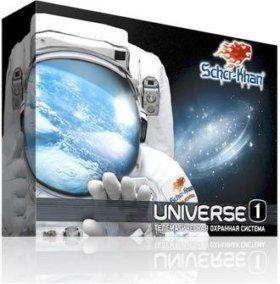 Автосигнализация SCHER-KHAN UNIVERSE 1 новая