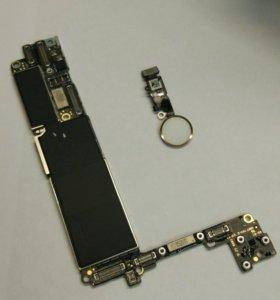 Платы с кнопками iPhone 6s 7