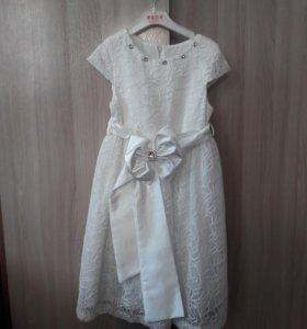 Платье детское на 5 лет