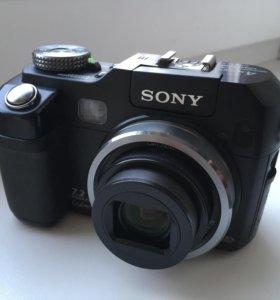 Фотоаппарат Sony DSC-V3 (матрица CCD !!!)
