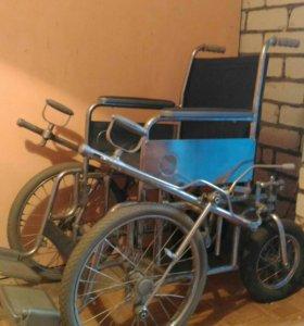 Инвалидная коляска в очень хорошем состоянии