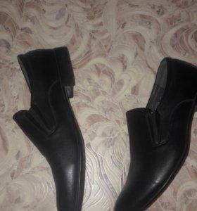 Мужской Туфли