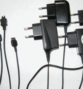 Зарядные устройства на старые модели телефонов