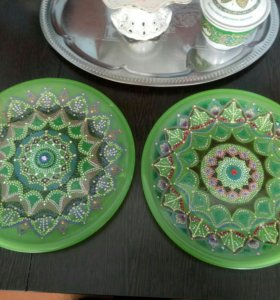 Тарелки декор