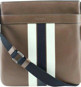 COACH брендовая сумка