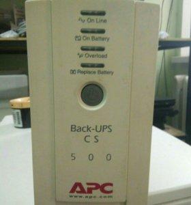 ИБП APC Back-UPS CS