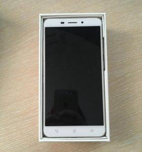 Смартфон Asus ZenFone 3 Laser ZC551KL 32Gb Silver