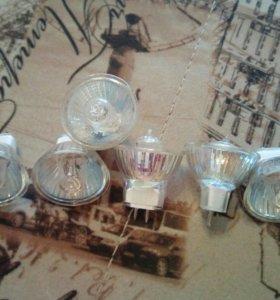 Лампочки на 35вт маленькие