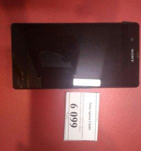 Sony Xperia C6603