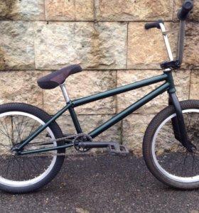 Кастом бмх bmx custom велосипед