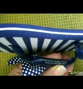 Пляжные сланцы для девочки
