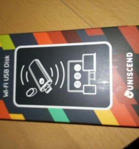 Wi-Fi usb disk