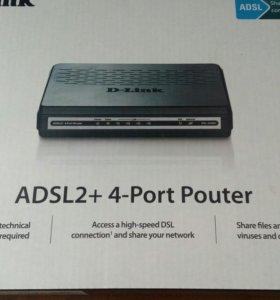 ADSL роутер.