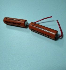 Спец батарейка 14505 3.6v