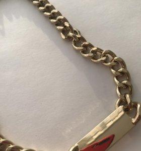 Ожерелье-цепь