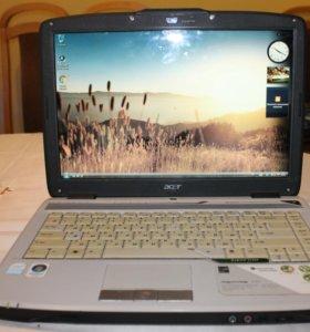Acer Aspire 4720Z Core2Duo 2Ghz/2Gb/250Gb/14''