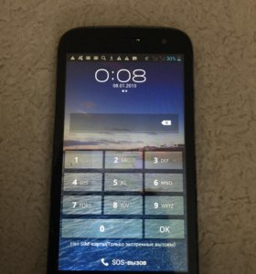 Телефон fly IQ451