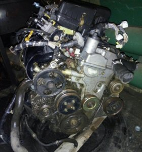 Двигатель с акпп т- ками КЗVE