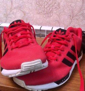 Кроссовки Adidas flux Red