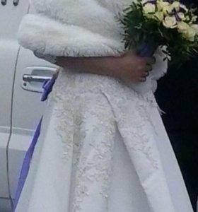 👗 Платье свадебное