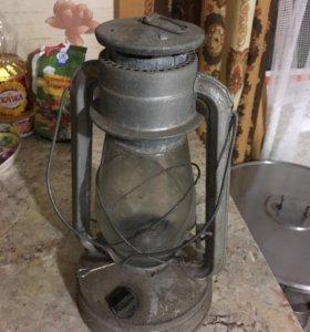 Лампа керосиновая(летучая мышь)