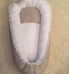 Гнёздышко - кокон для новорождённых