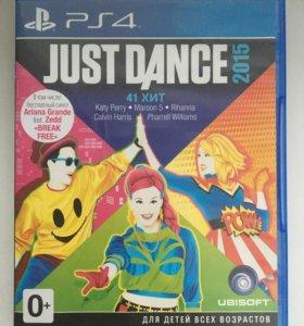 Игра для PS4 Just Dance 2015