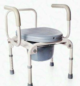 Кресло - стул с санитарным оснащением в упаковке