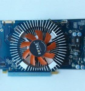 Видеокарта ZOTAC 9800GT 512 MB 256 BIT DDR3