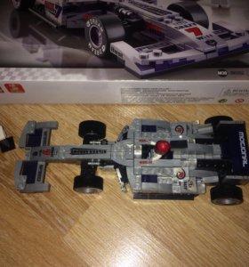 Конструктор гоночная машина