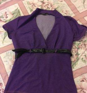 Красивая блузка!!!