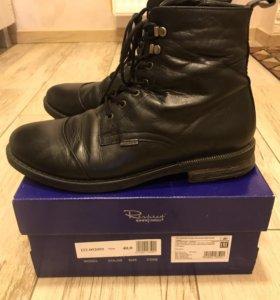 Ботинки подростковые 40 размер зима