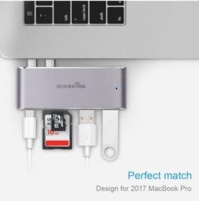 HUB для MacBook Rocketec