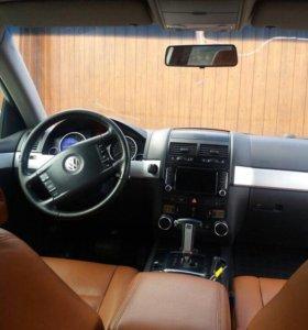 Volkswagen Touareg;
