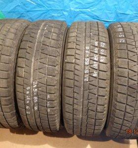 215 65 16 Bridgestone Revo GZ