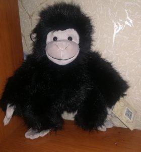 Мягкая игрушка обезьянка
