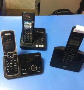 Радиотелефоны в ассортименте