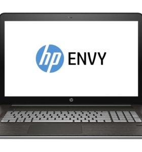Игровой ноутбук HP envy 17