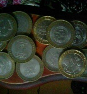 Монеты коллекционирующие
