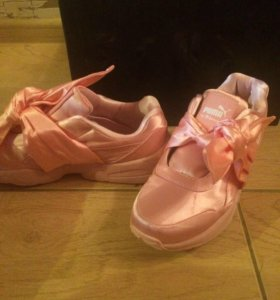Кроссовки Rihanna x puma fenty sneakers