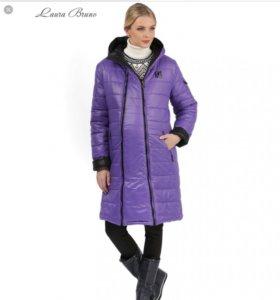 Куртка двухсторонняя весна-зима