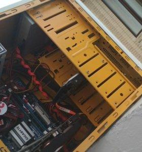 Мощный игровой комп, тянет GTA5
