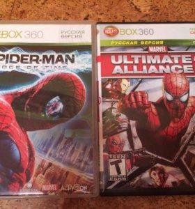 SPIDER-MAN u ULTIMATE ALLIANCE 2